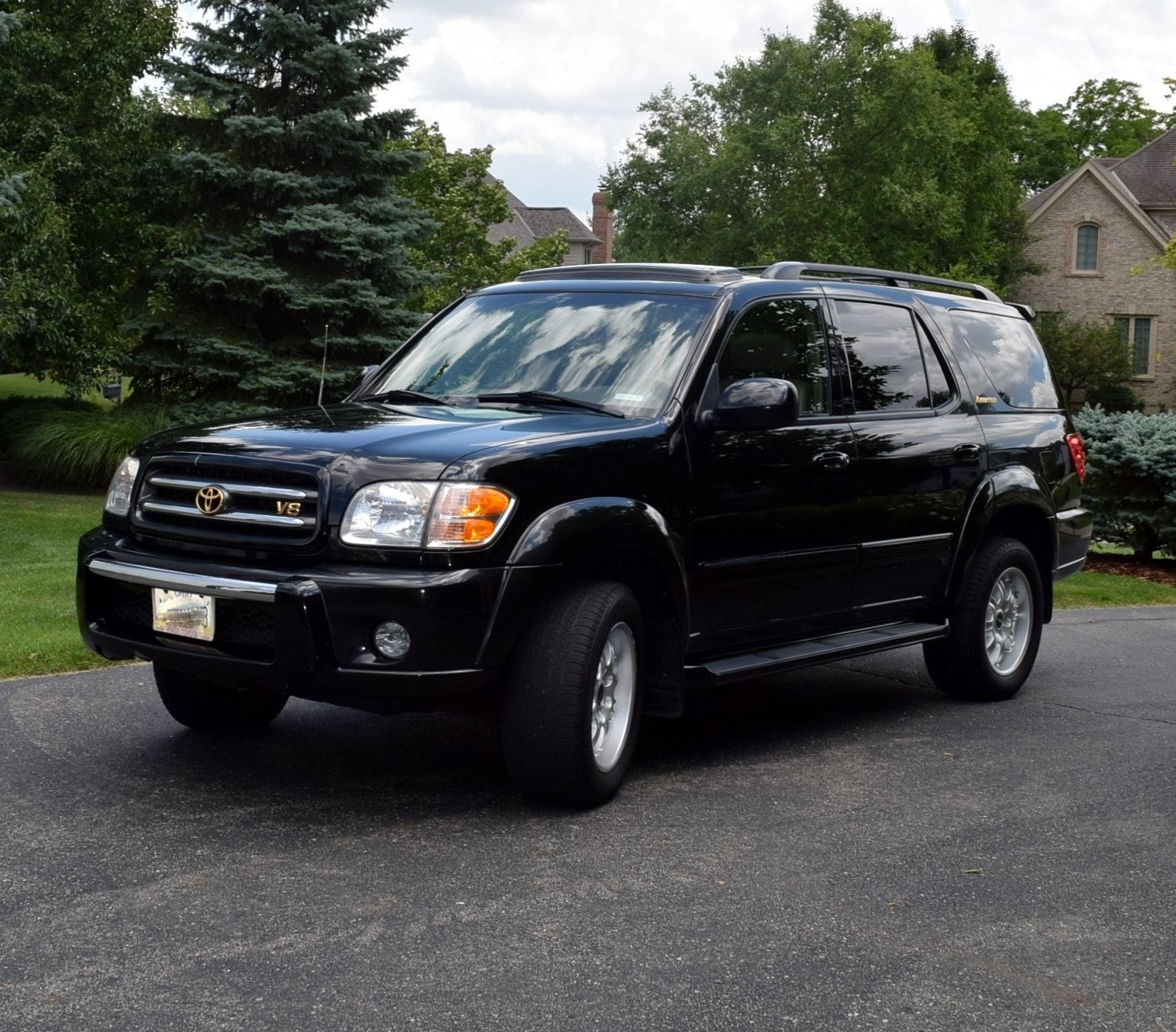 2004 Toyota Sequoia Limited 4x4 SUV