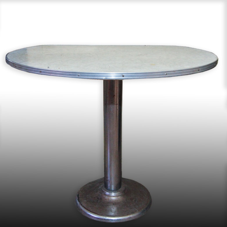 Vintage Cafe Table
