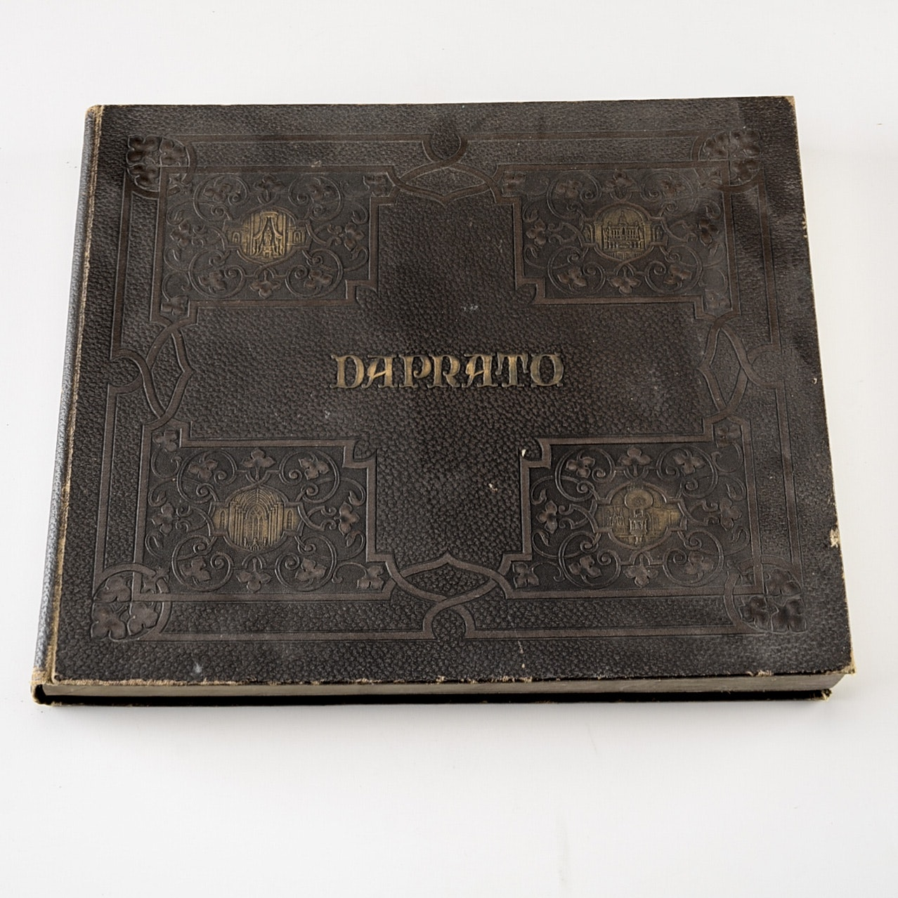 "Twentieth Edition ""Creations in Ecclesiastical Art"" Deprato Statuary Company Catalog"