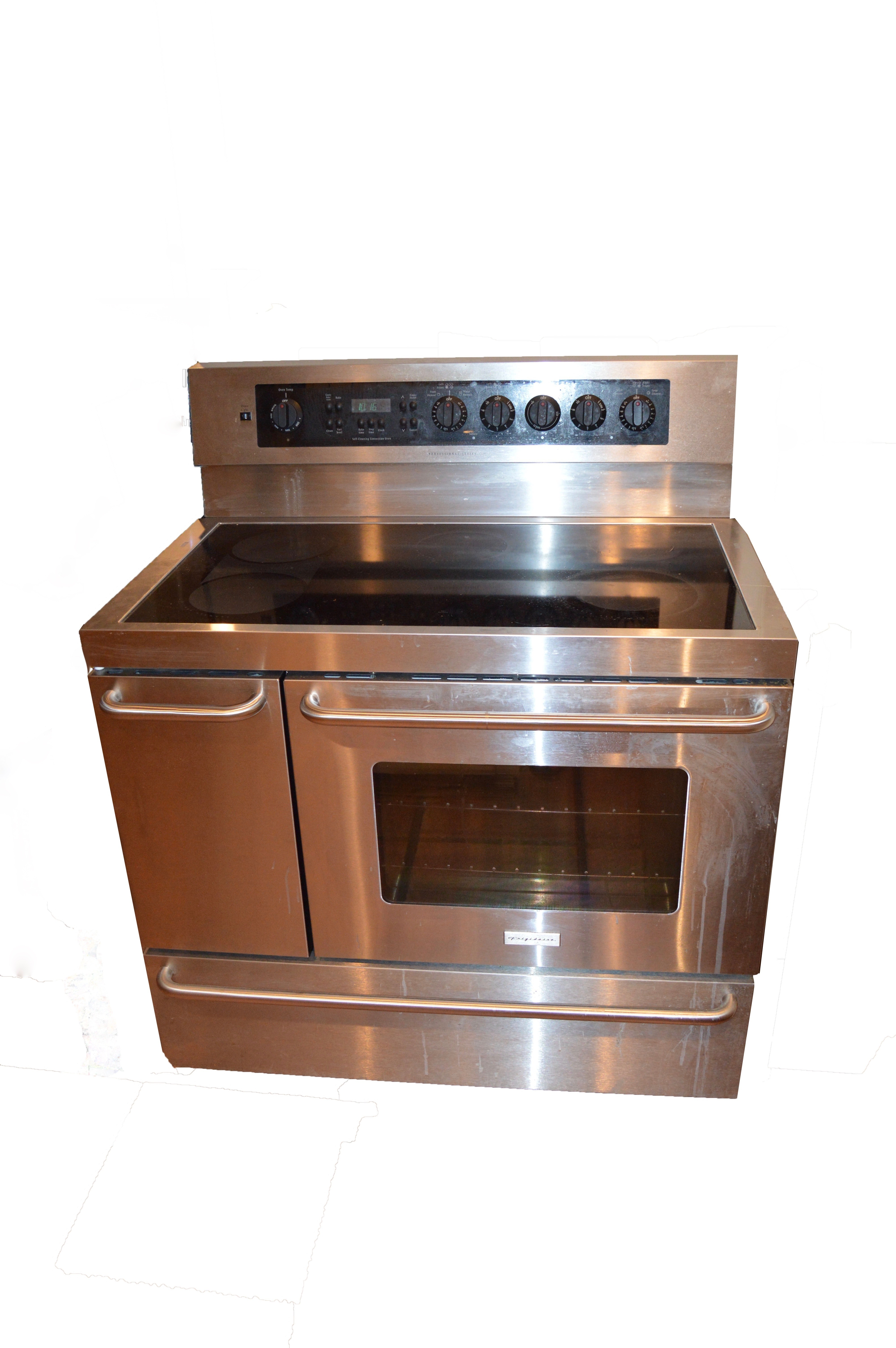 Frigidaire Professional Series Electric Stove