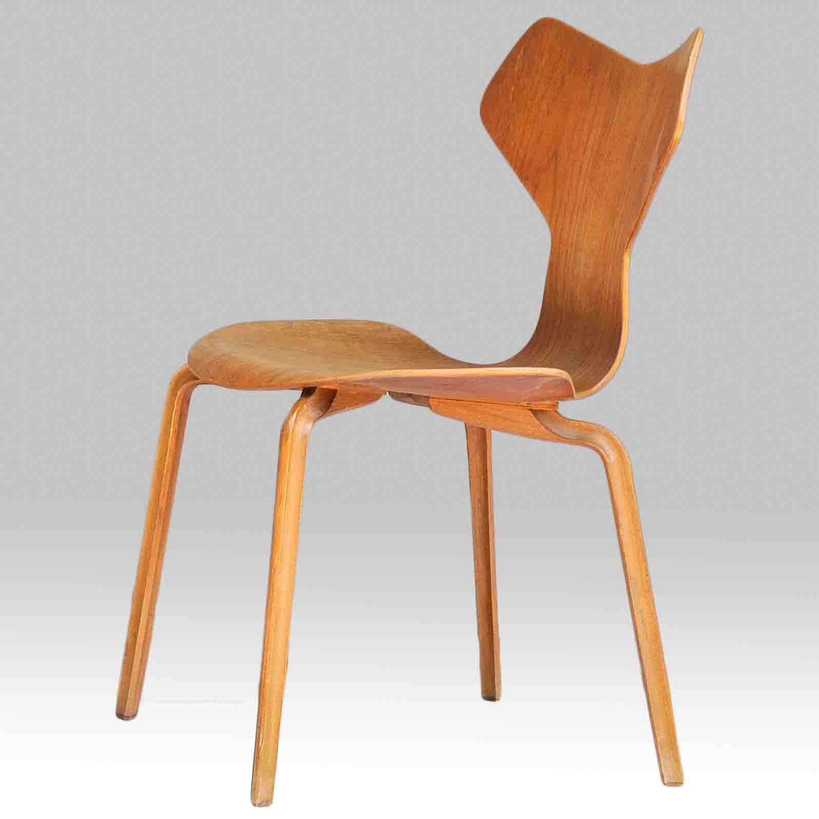 Vintage Bent Plywood Chair ...