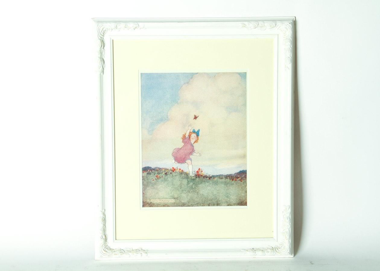 Willy Pogany Framed Art Print