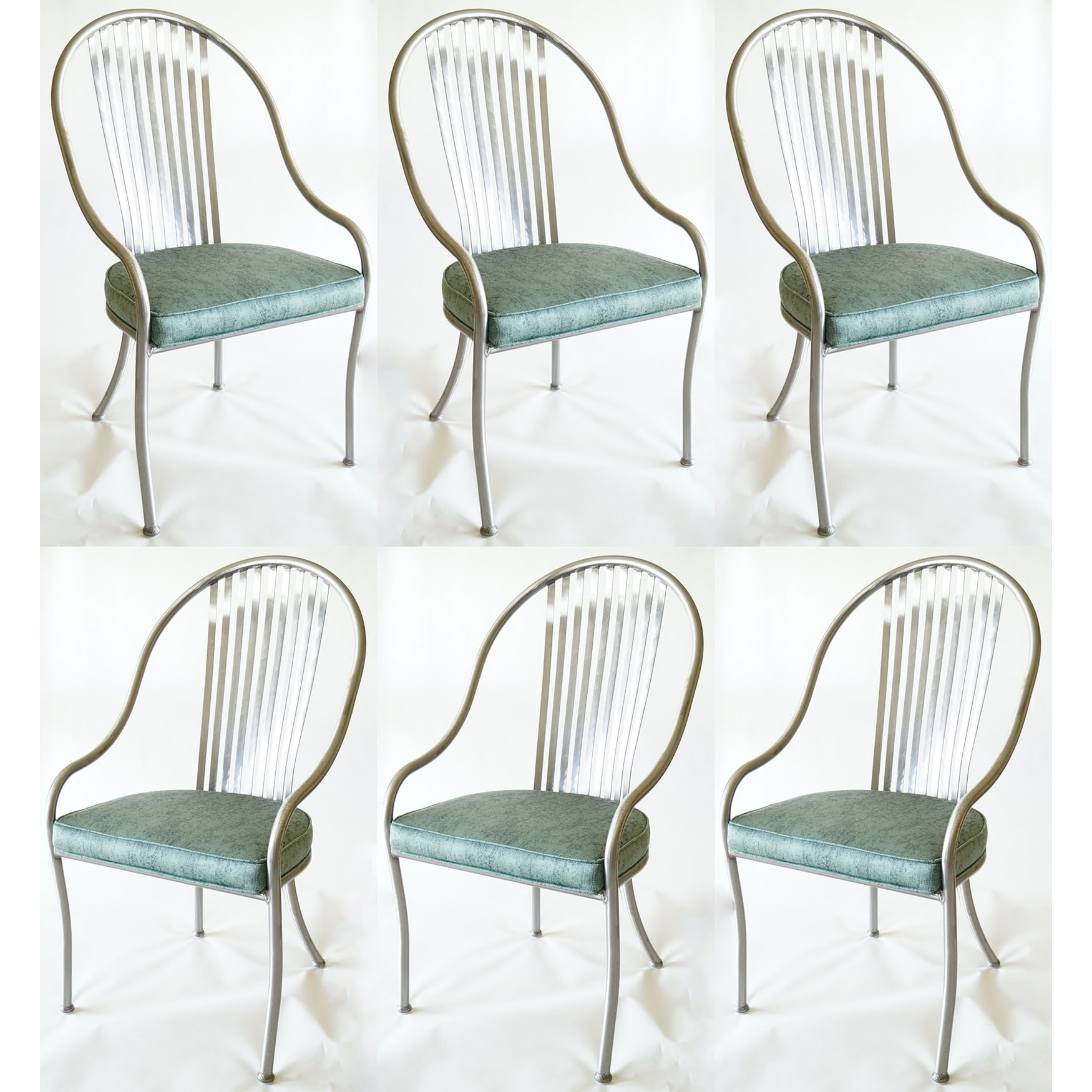 Vintage Shaver Howard Inc. Dining Chairs ...