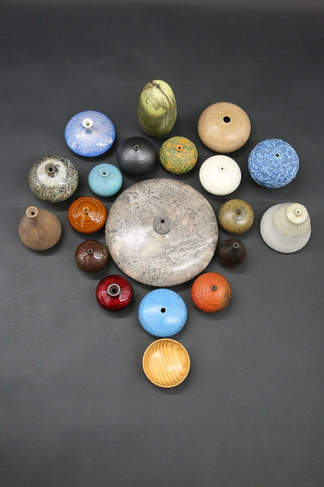 Rose Cabat, Doyle Lane Pottery and More