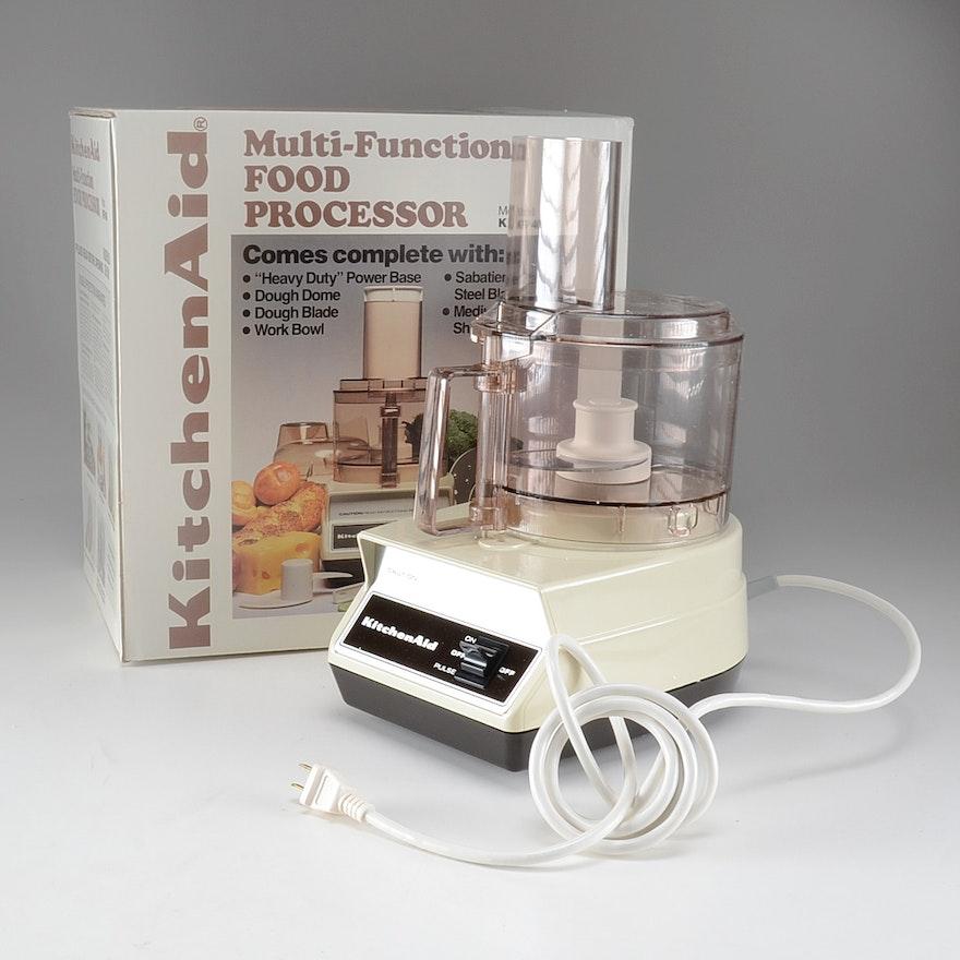 Kitchenaid Kfp 400 Multi Function Food Processor Ebth