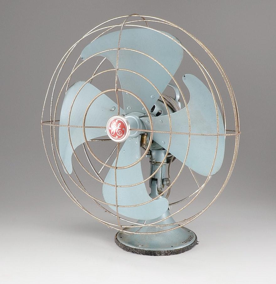 Ge Vintage Fan 11