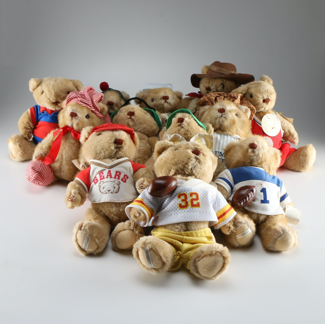 Collection of Gorham Bears