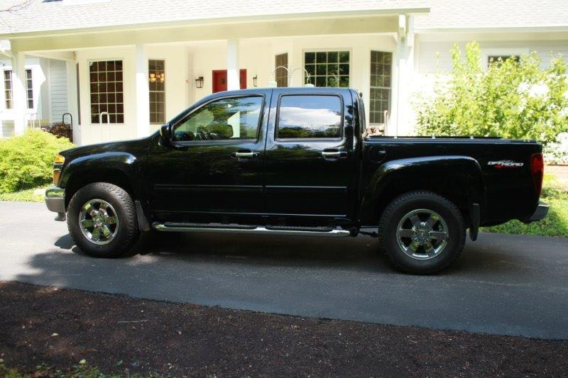 2011 GMC Canyon SLE Truck