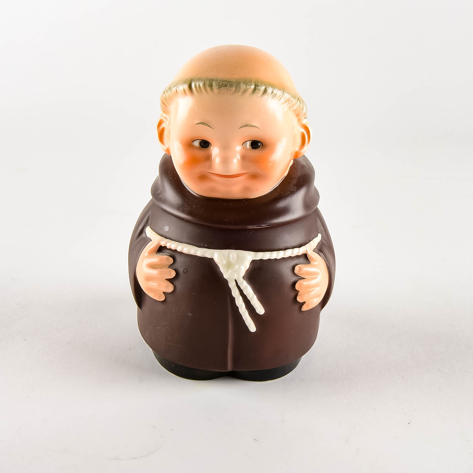 "Goebel ""Friar Tuck"" Lidded Jar"