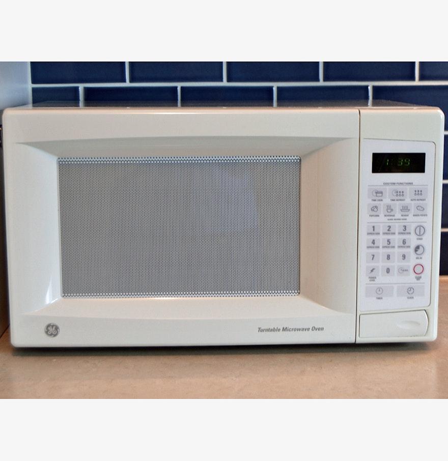 Ge Microwave Oven Model Jes738wj02 Bestmicrowave