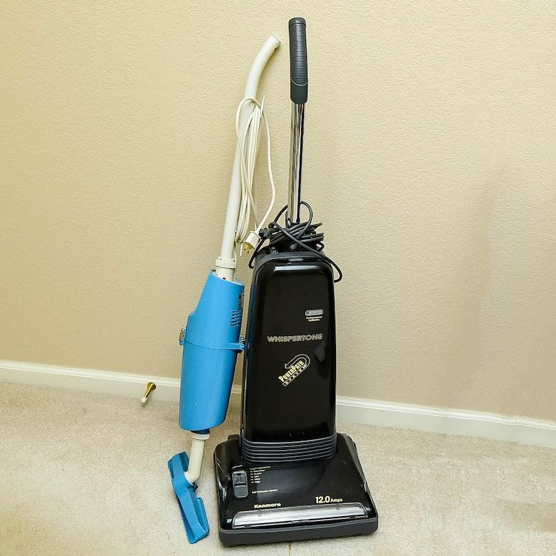 Vintage Hoover Speed Quik Broom Vacuum Ebth