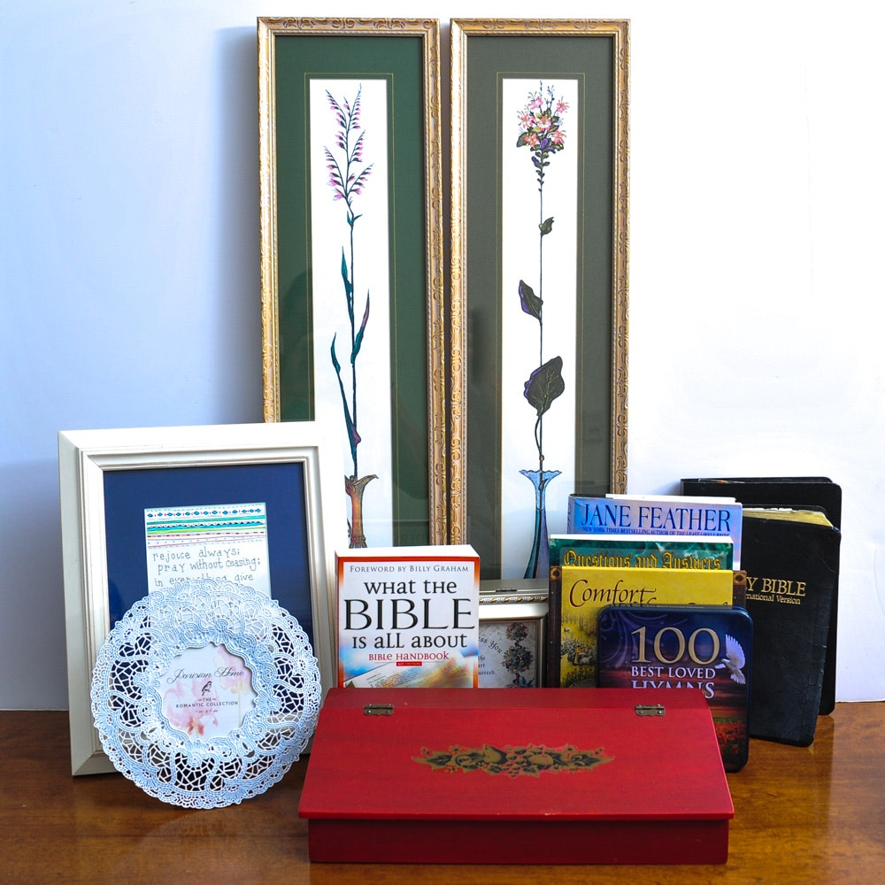 Devotional Book and Home Accent Collection