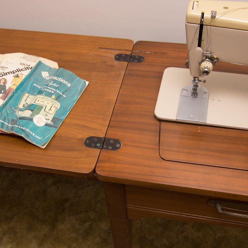 singer sewing machine model 457