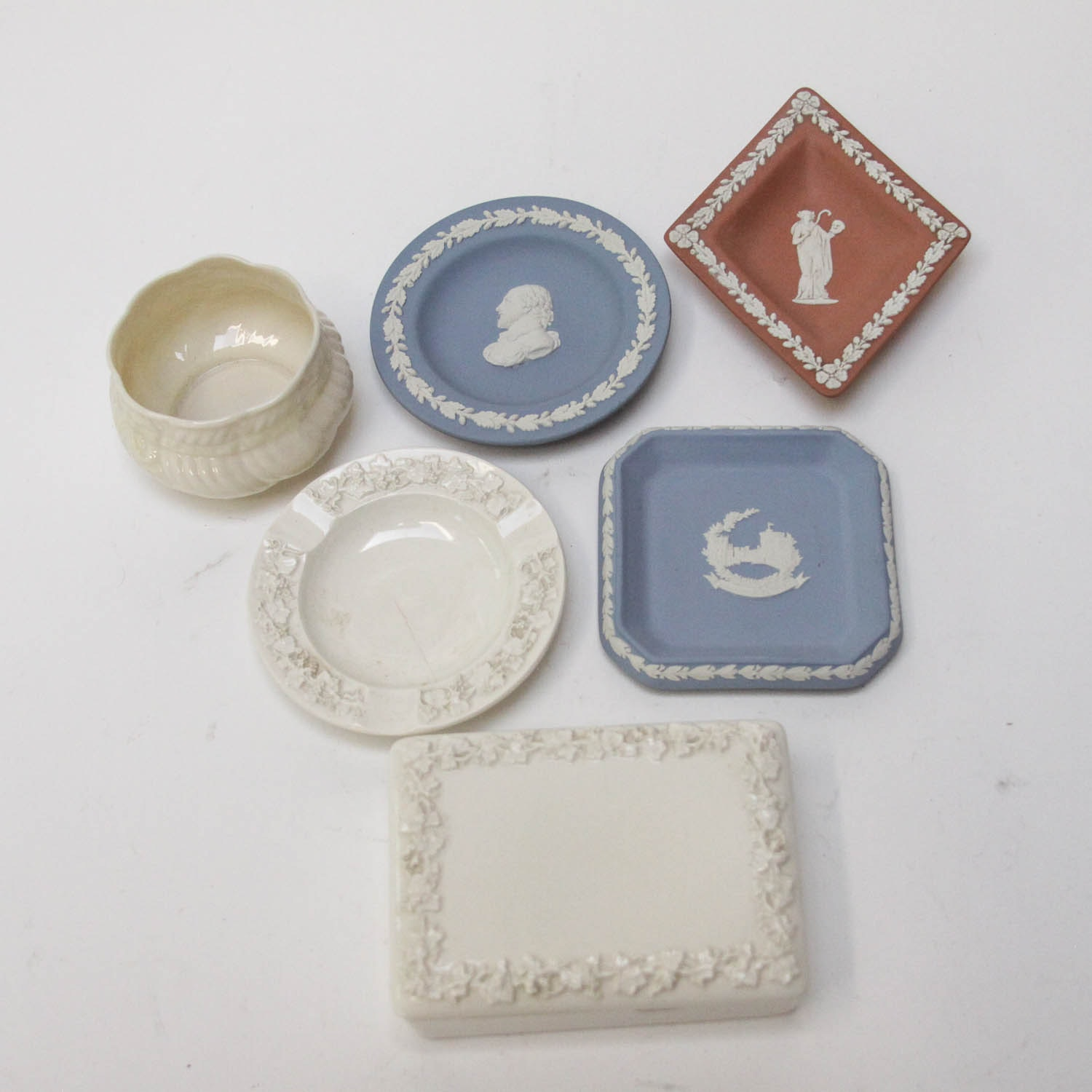 Assorted China from England and Ireland