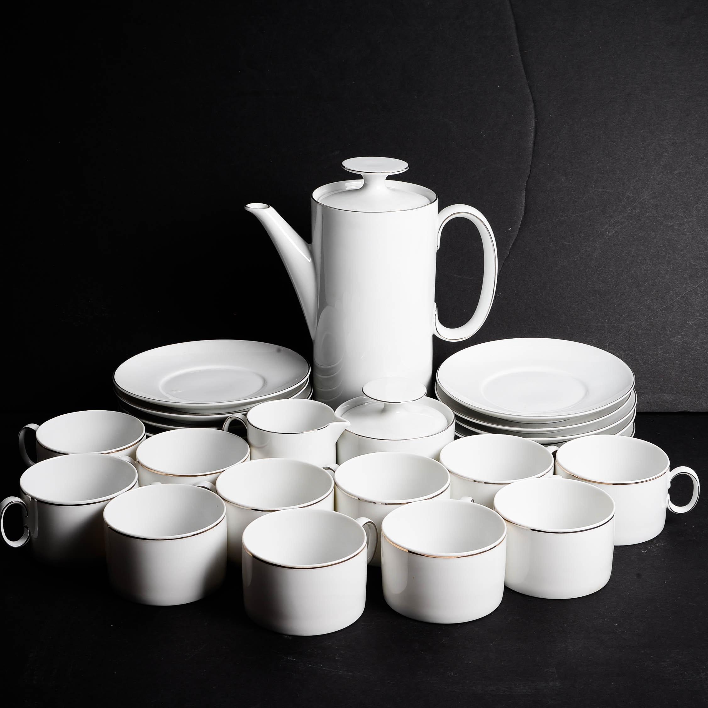 Thomas Germany Vintage Mid-Century Tea Service