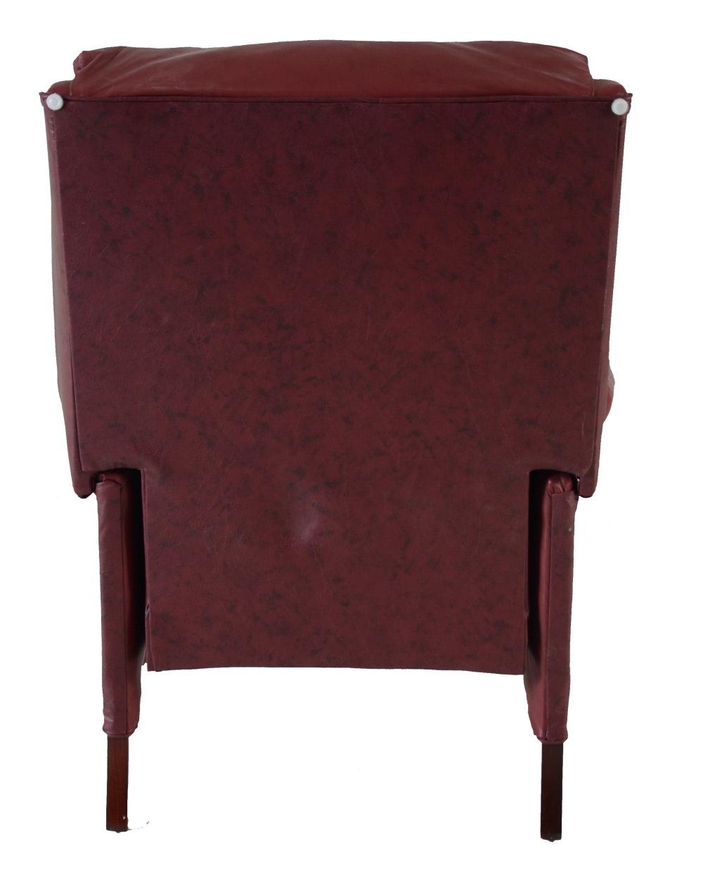 Lane Furniture Leather Recliner Ebth