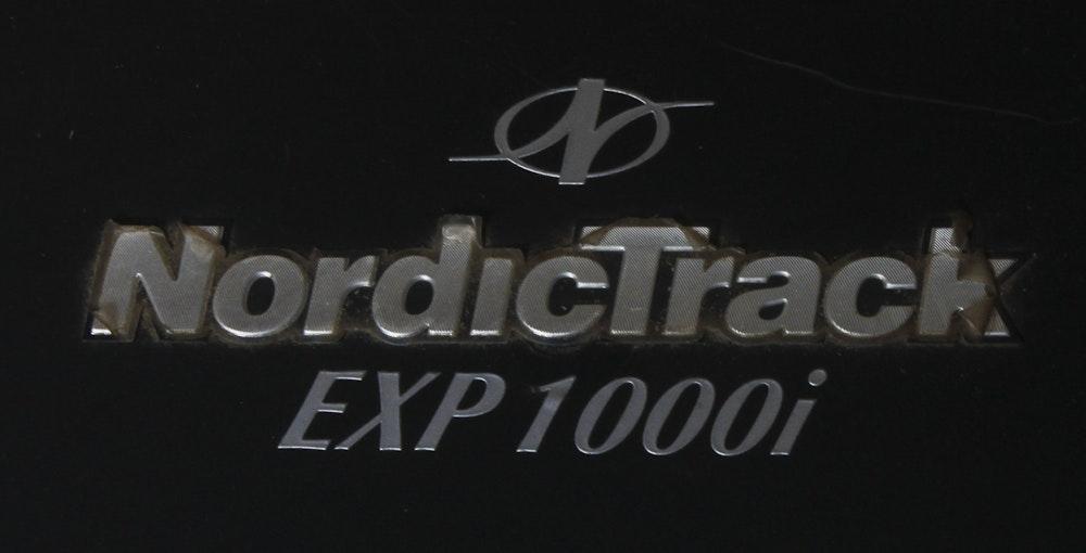 NordicTrack Treadmill : EBTH