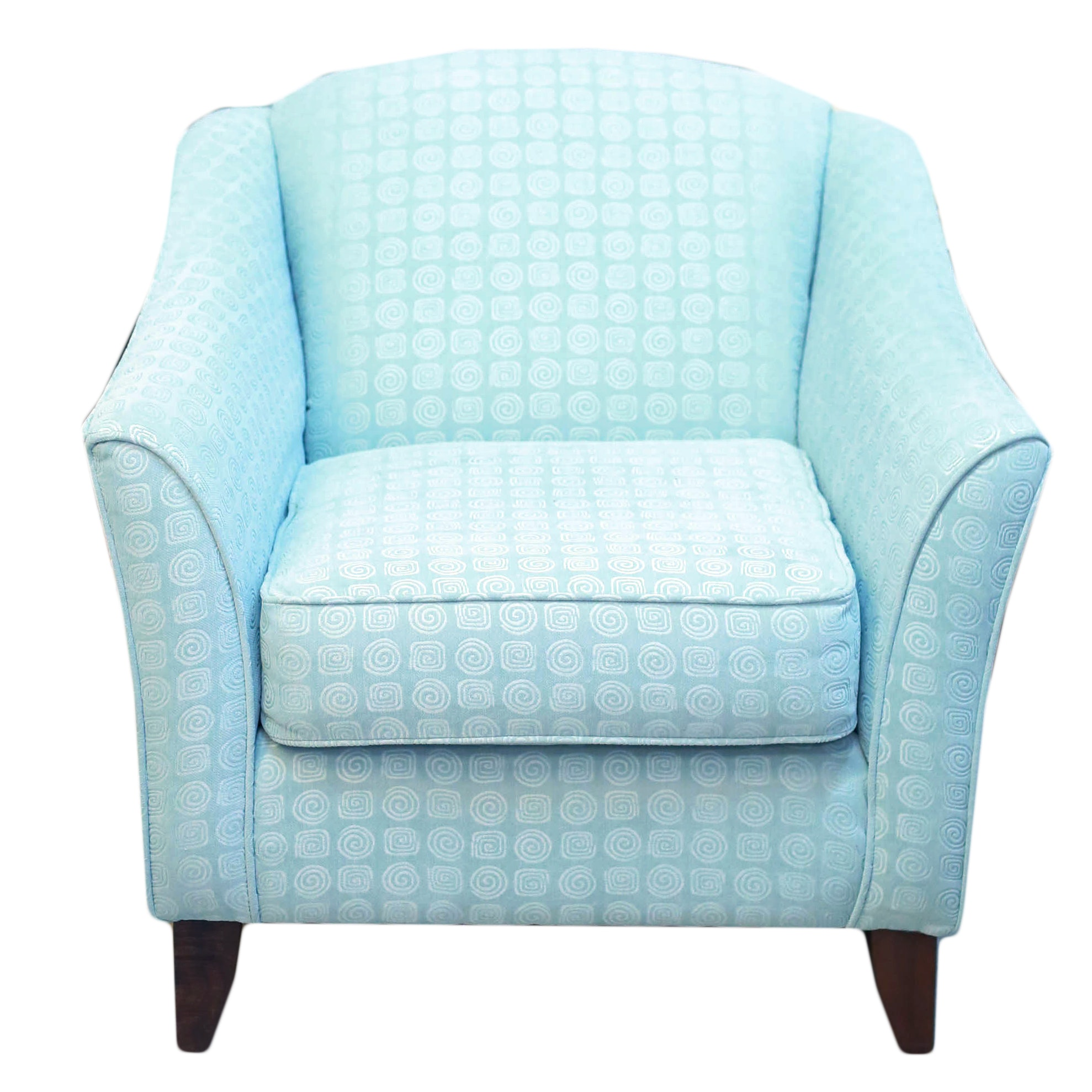 Hillcraft Furniture Company Mint Arm Chair ...
