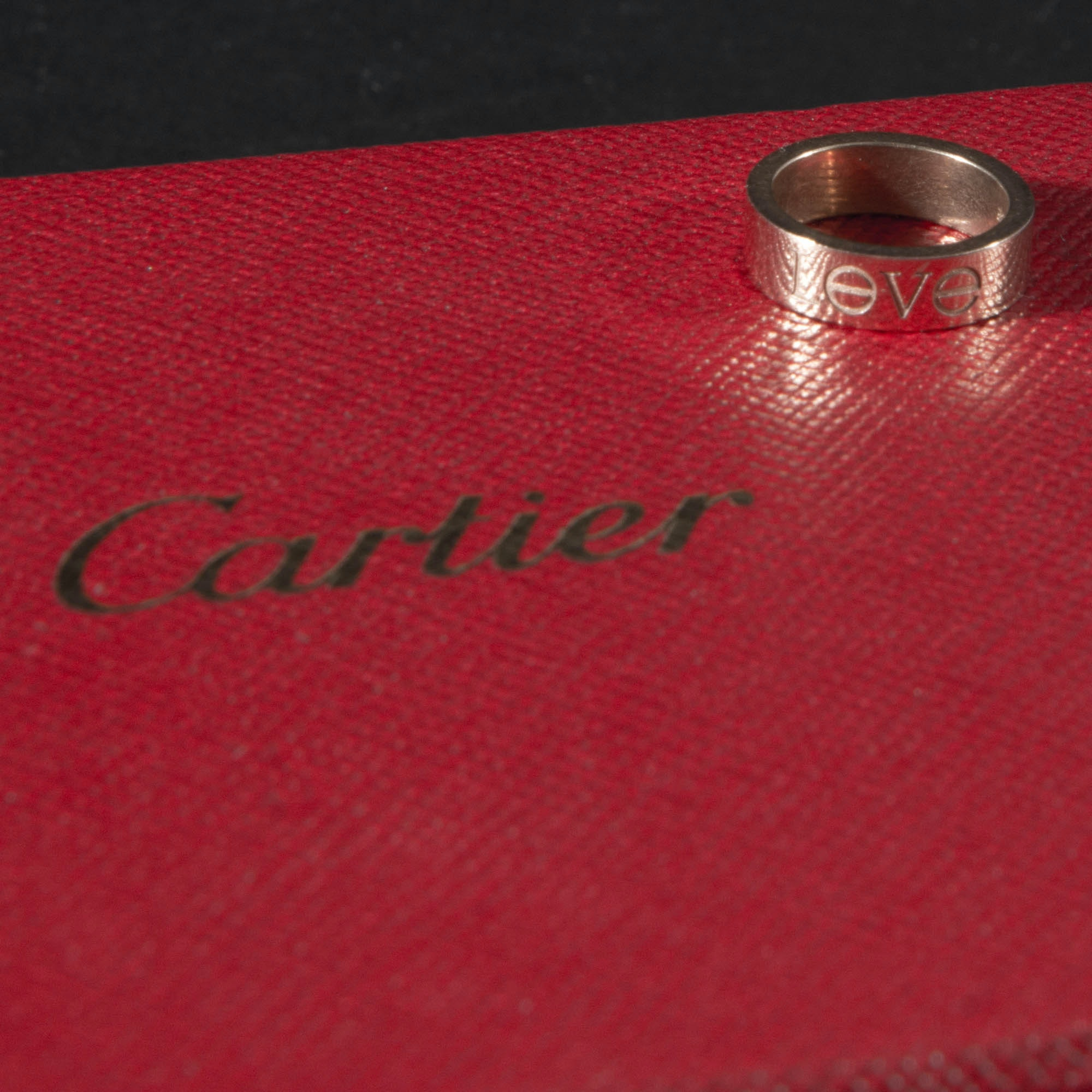 "Cartier ""Love"" Charm"