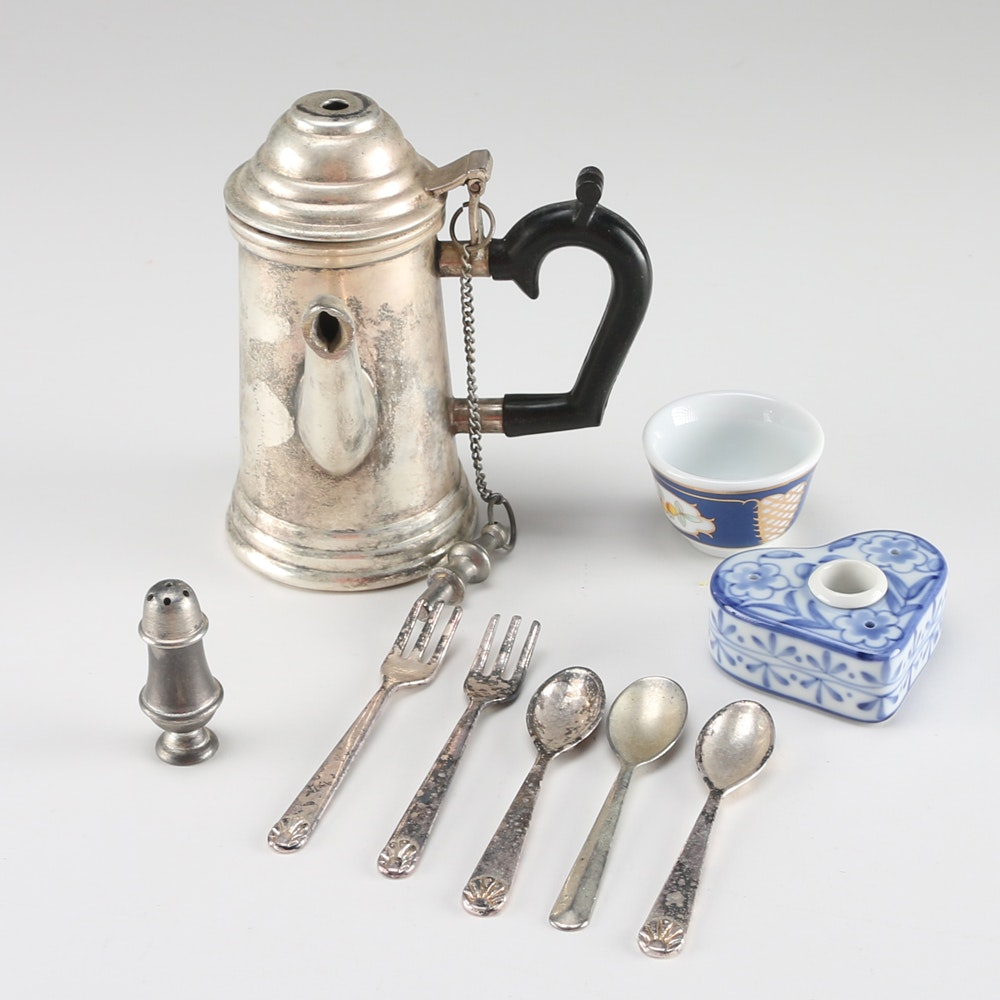 Collection of Miniature Pieces