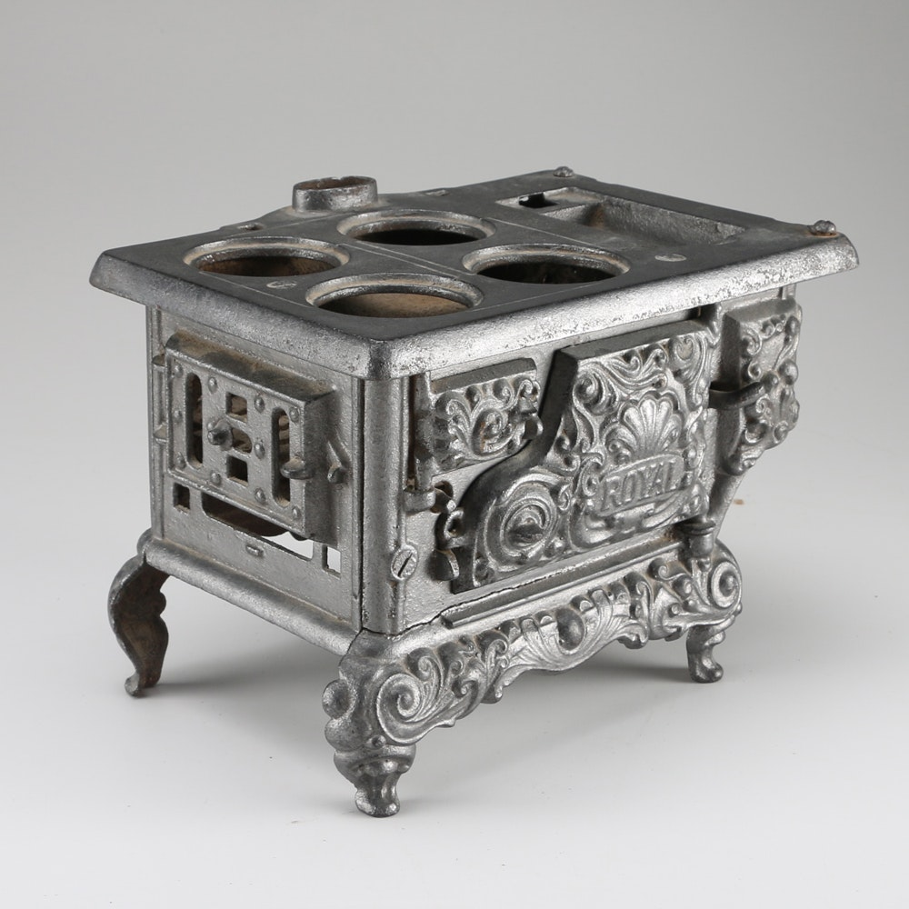 Antique Small Oven