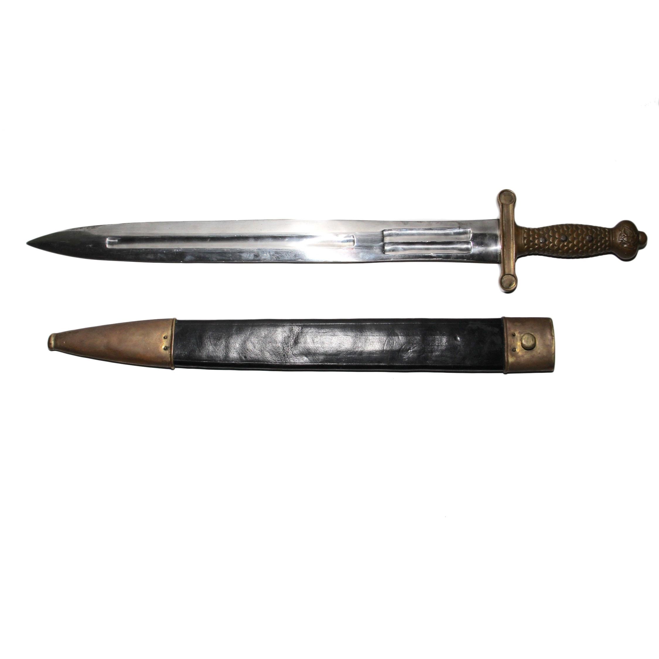 Replica Civil War Era Ames Short Sword