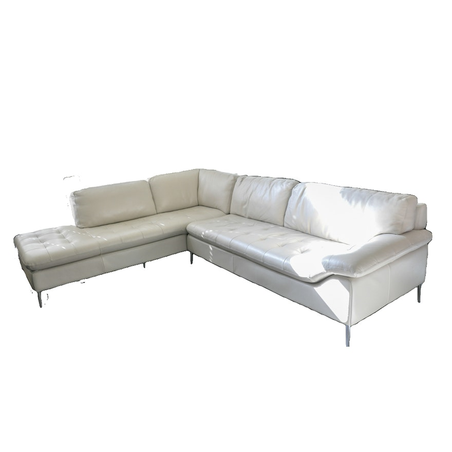 Chateau D Ax Quot Corsica Sectional Quot In Oyster Ebth