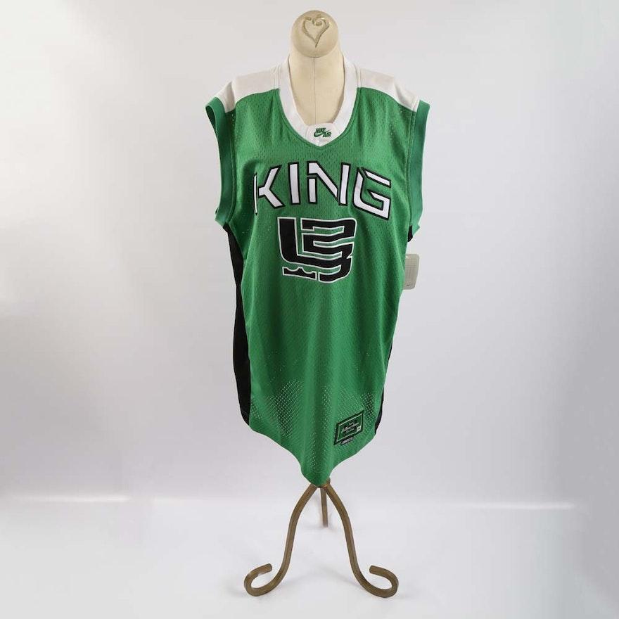 LeBron James King Jersey   EBTH 946f97ded