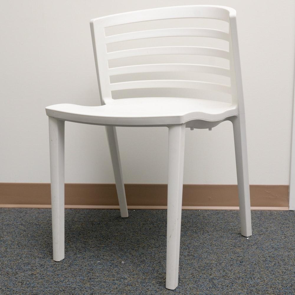 Set of Six Venezia Chairs by Sintesi