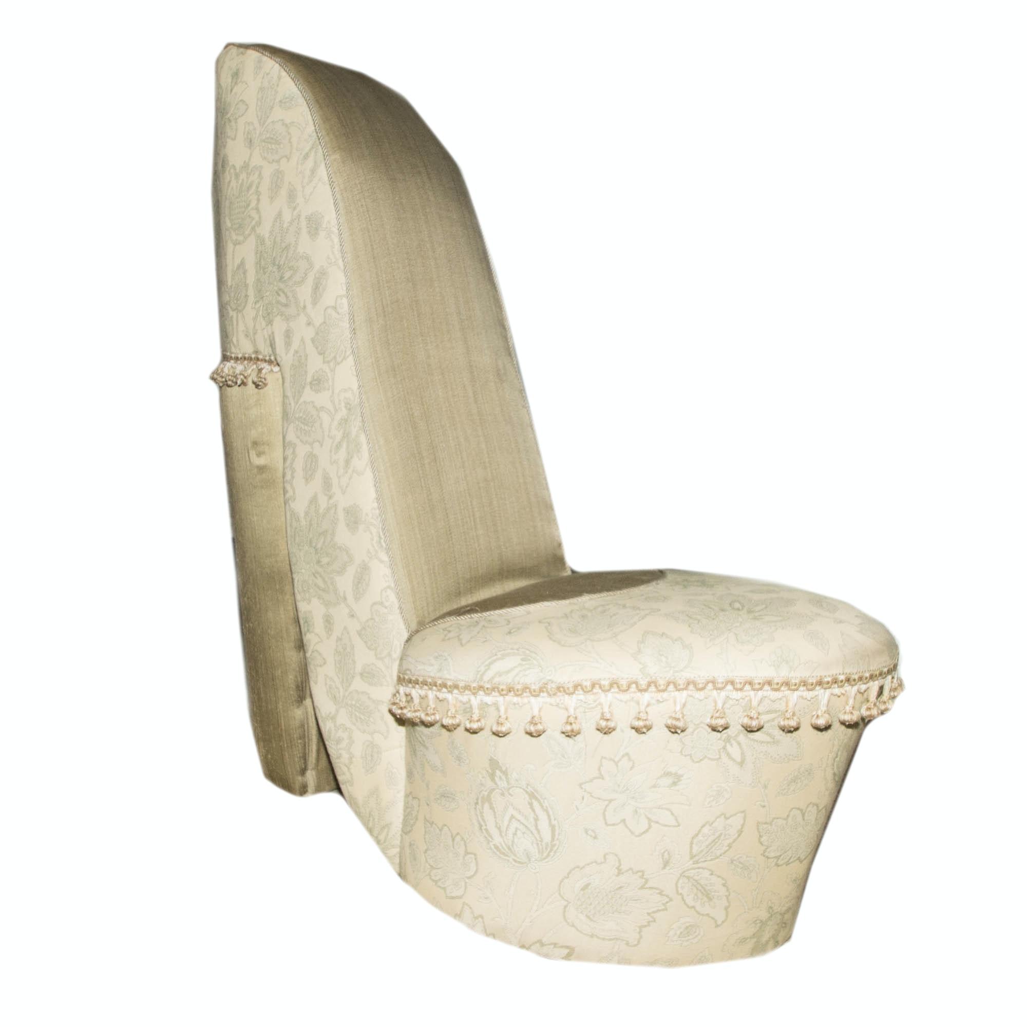 Heel Shaped Shoe Chair ...