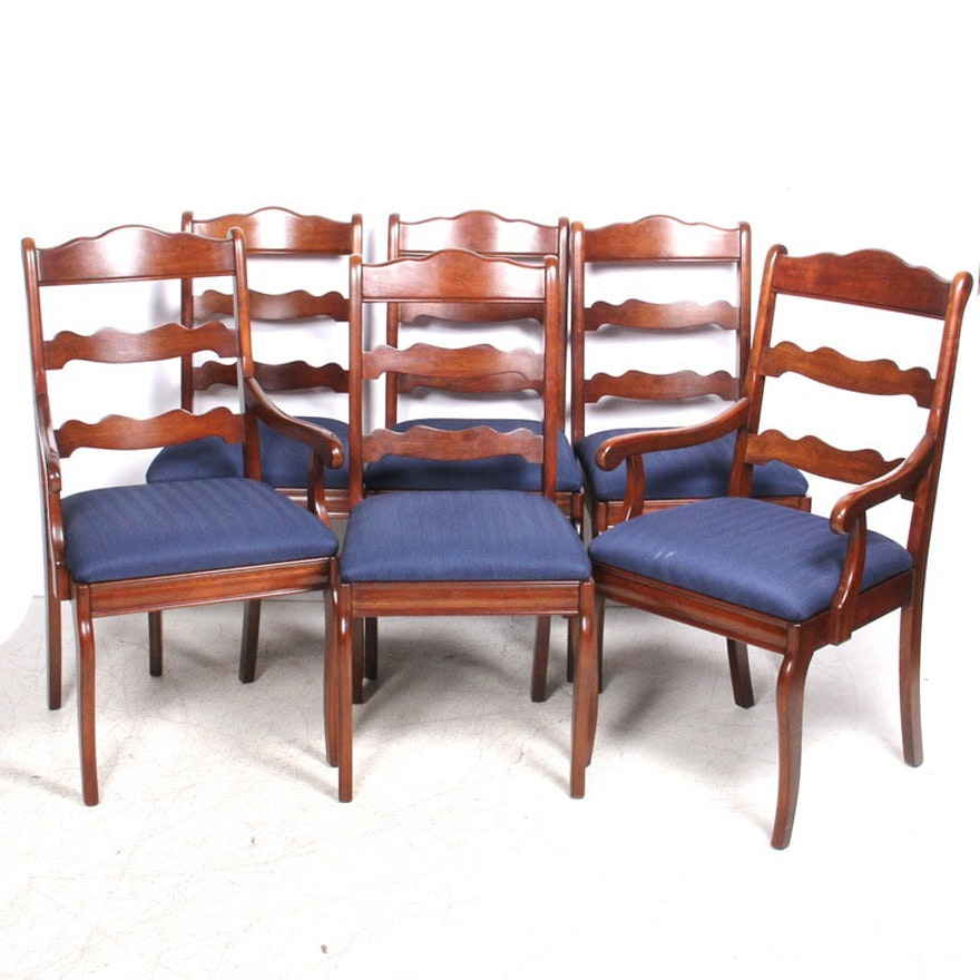 Pennsylvania House Ladder Back Dining Chairs
