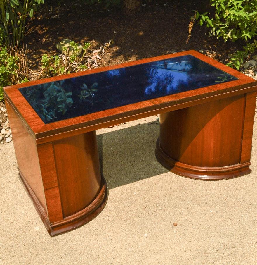 Art Deco Speakeasy Bar Coffee Table : EBTH