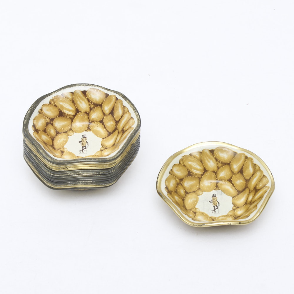 Collectable Planters Peanut Dishes