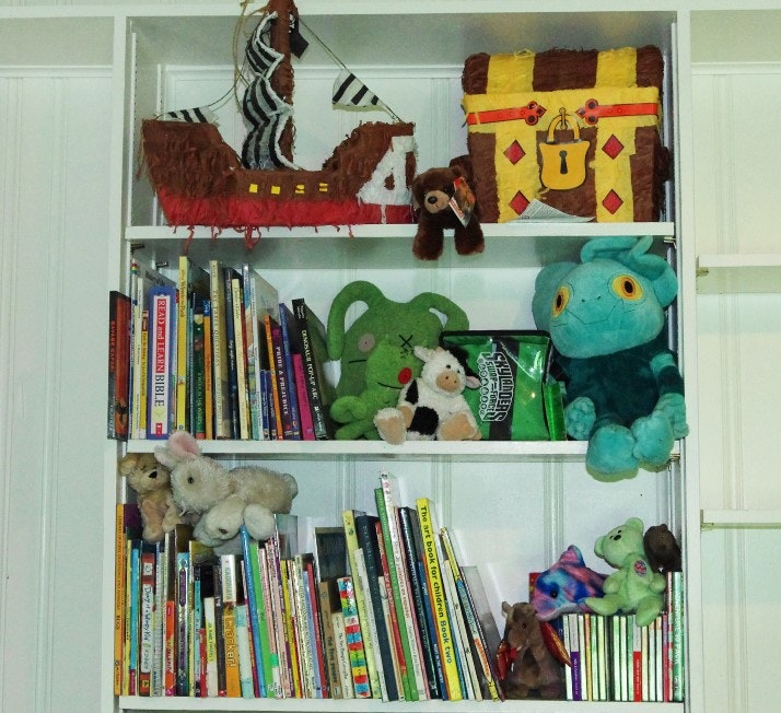 Children's Books, Plush Animals, CDs, and More