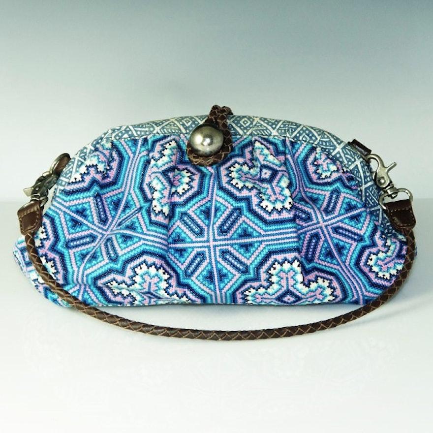 Tracy Reese Plenty Tapestry Handbag