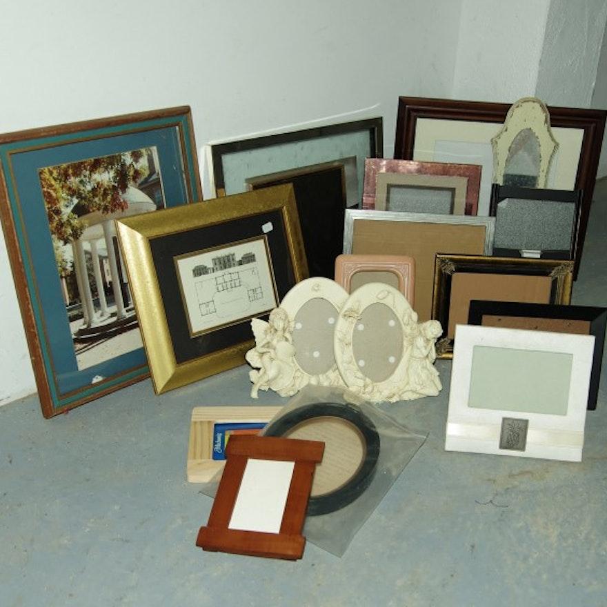 Picture Frame Assortment : EBTH