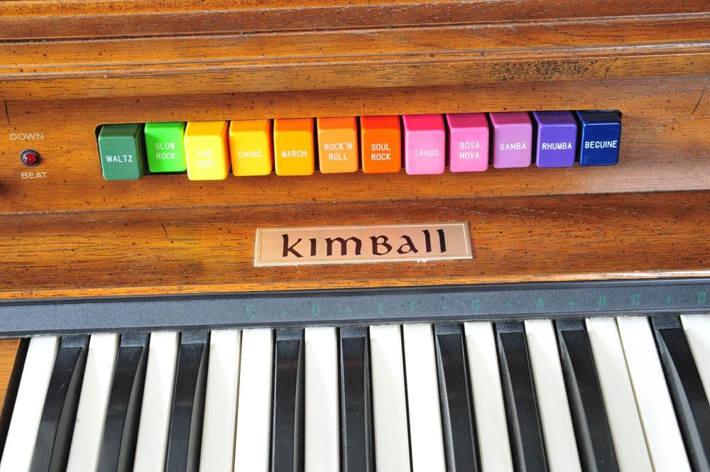 Kimball swinger 700 model What is the worth of a Kimball Swinger organ Model