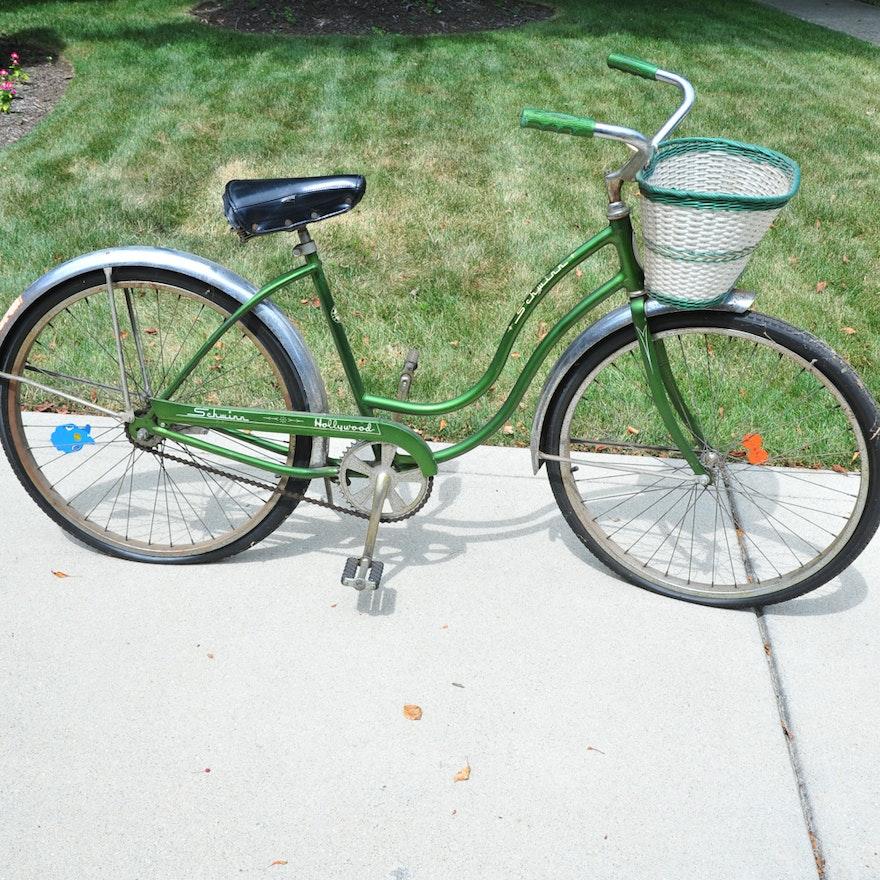 1a2344c9c98 Women's Vintage Schwinn Hollywood Cruiser Bicycle : EBTH