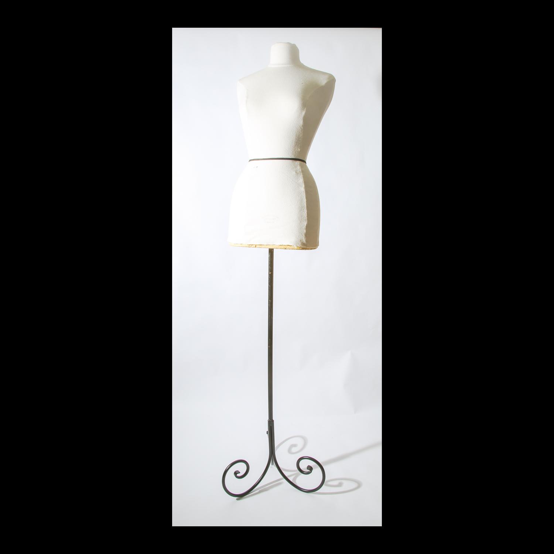 Vintage Parisian Vendome Female Dress Form : EBTH