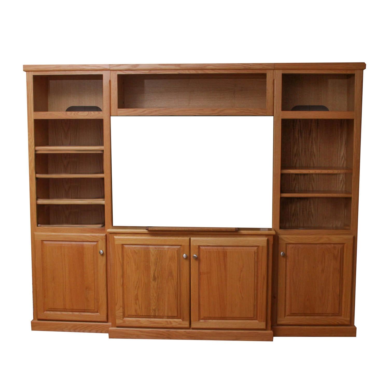 Woodley s Fine Furniture Entertainment Center EBTH
