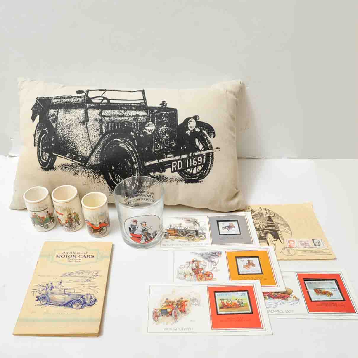 Vintage Car Decor Collection