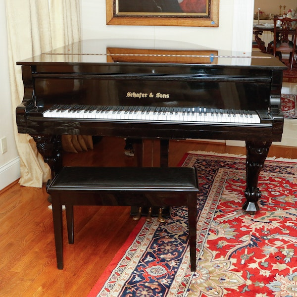 Piano dating serial number 10