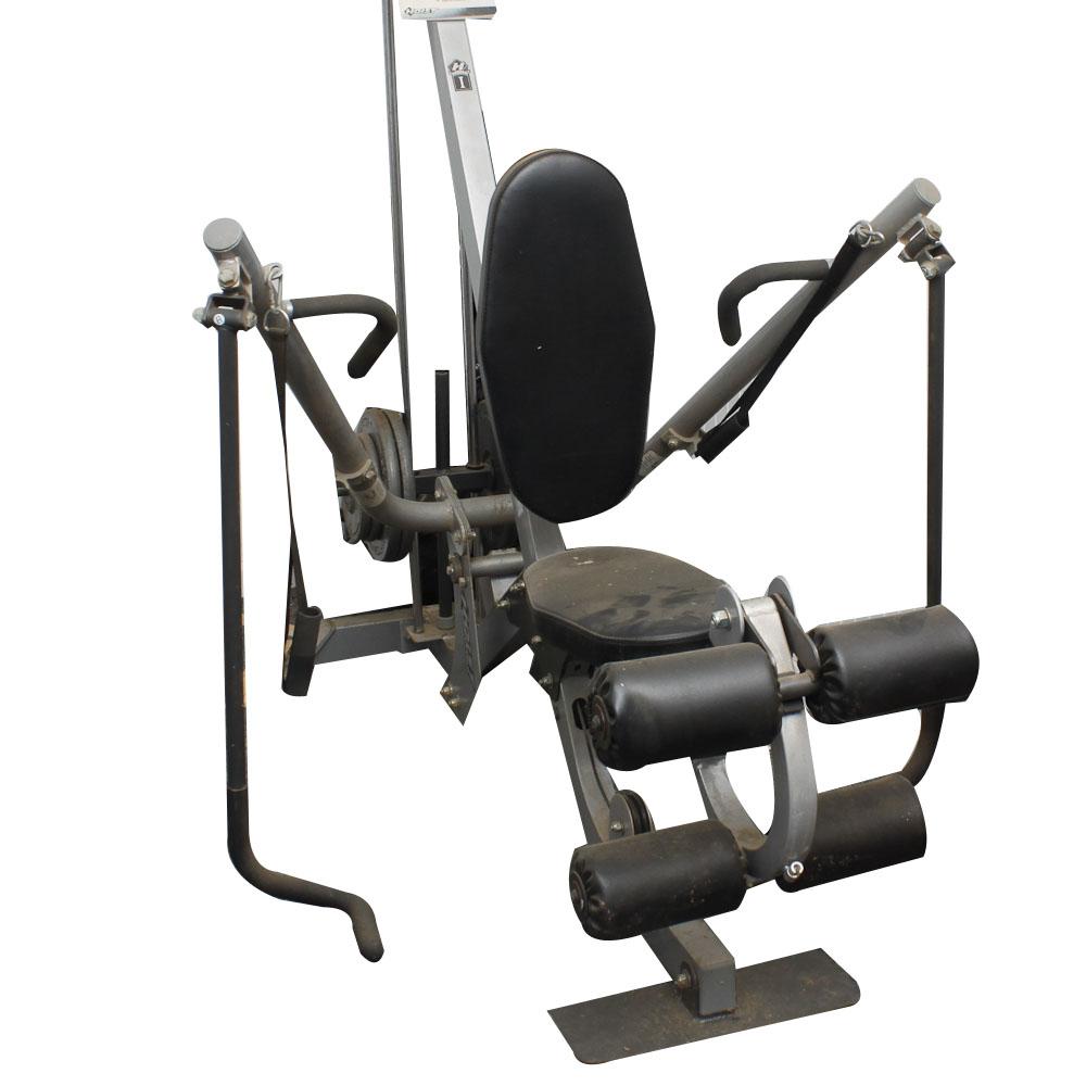 Hoist classic i home gym ebth