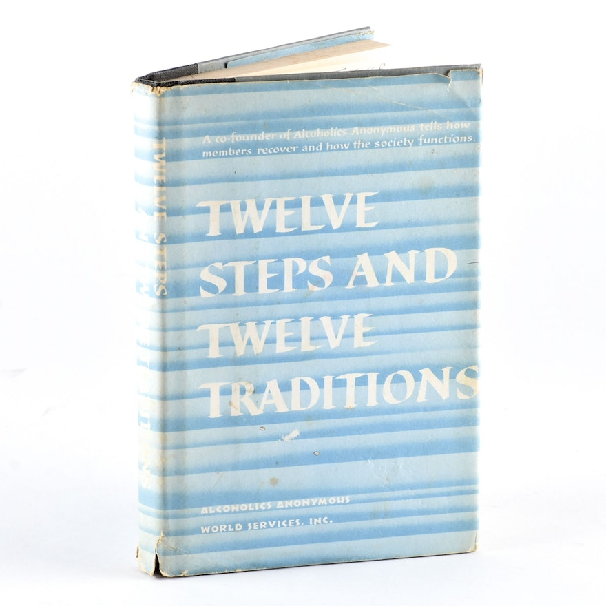 twelve steps and twelve traditions english edition