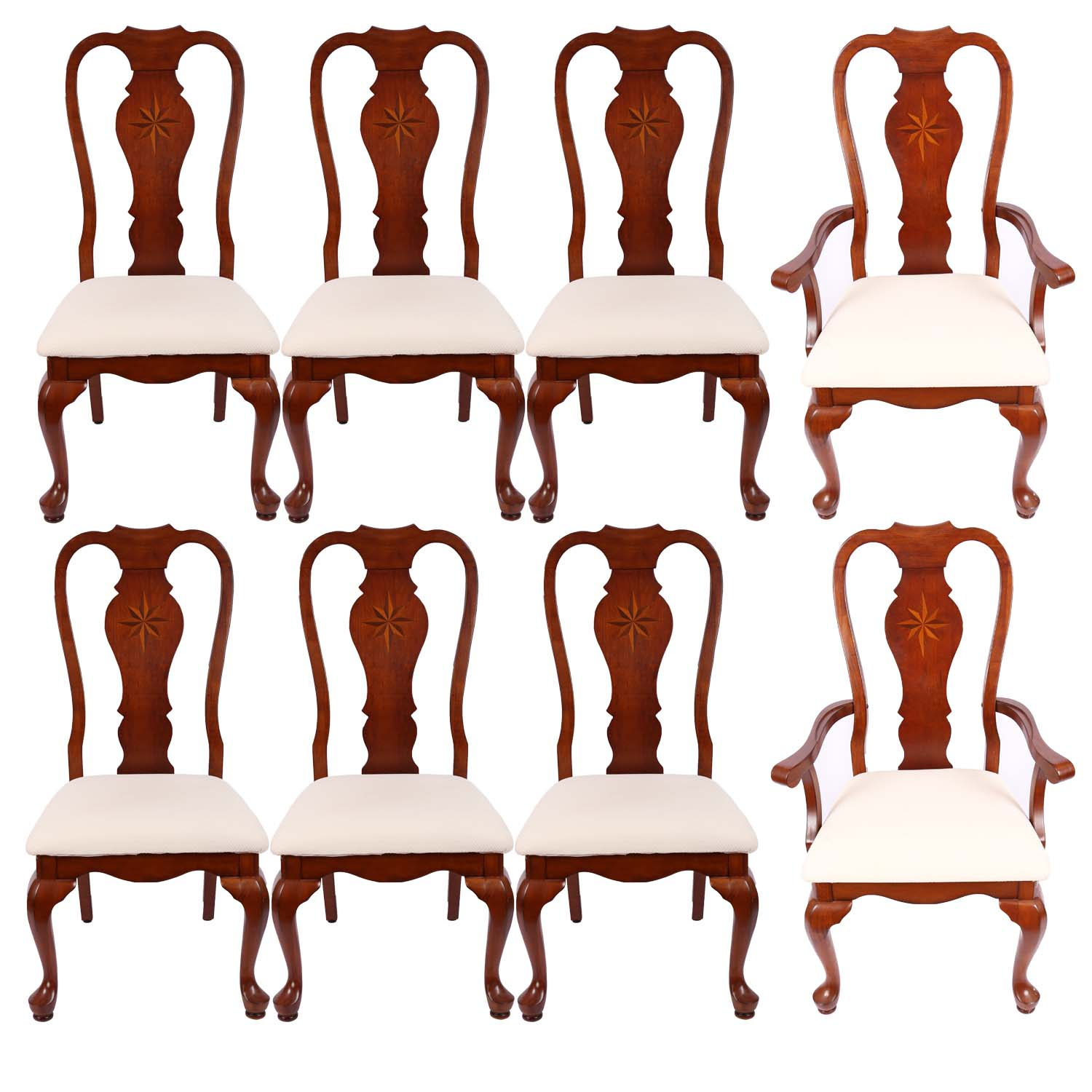dining chair clipart. green river wood queen anne dining chairs chair clipart