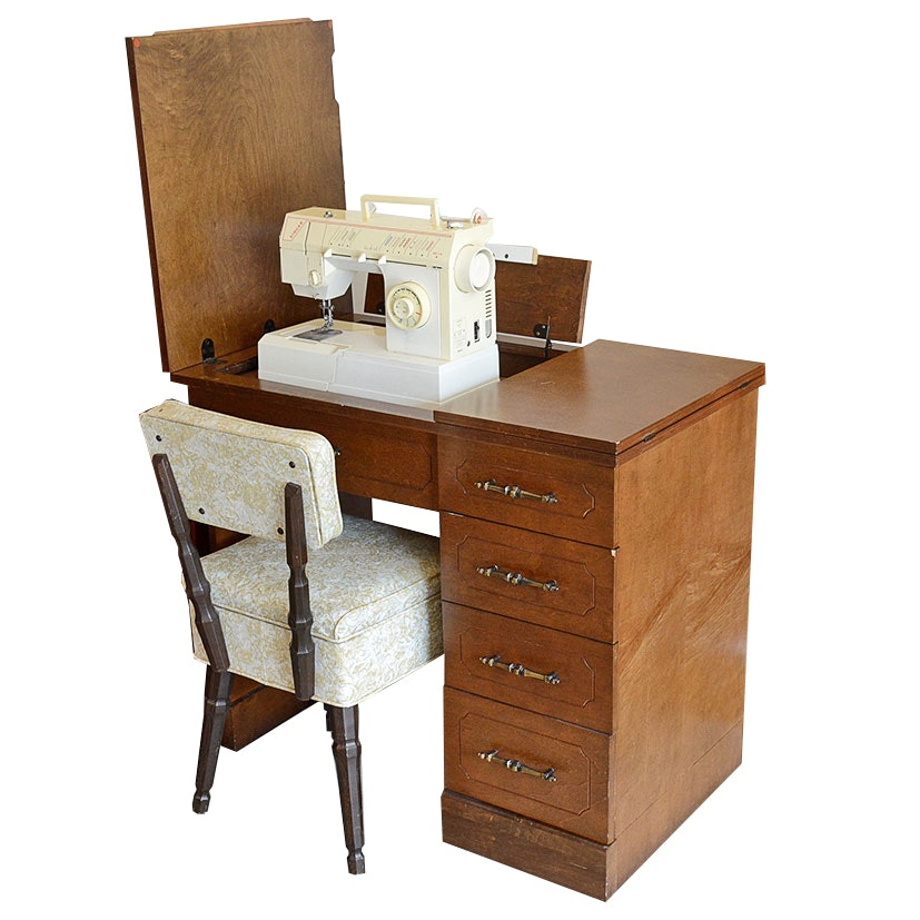 best chair for sewing machine