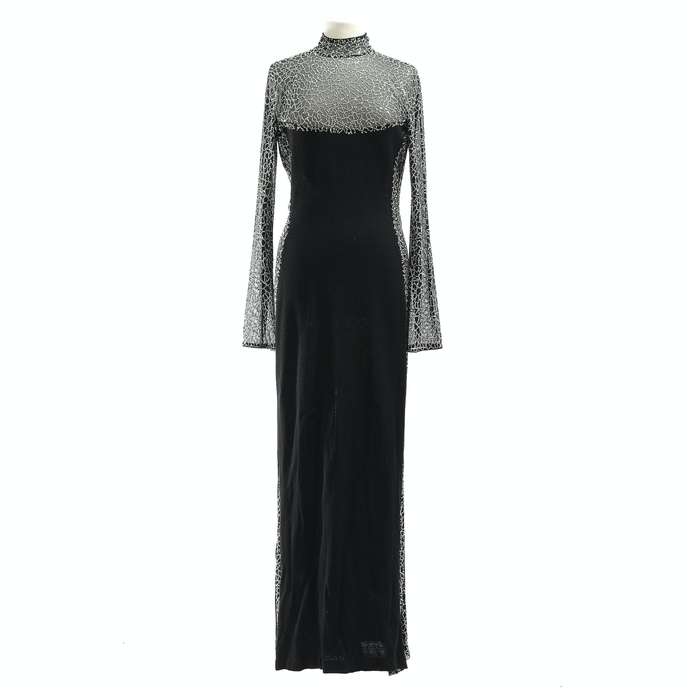 St john marie gray evening dresses