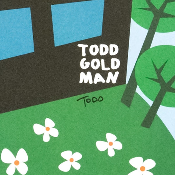"""Todd Goldman """"Stupid Factory, Where Boys Are Made"""