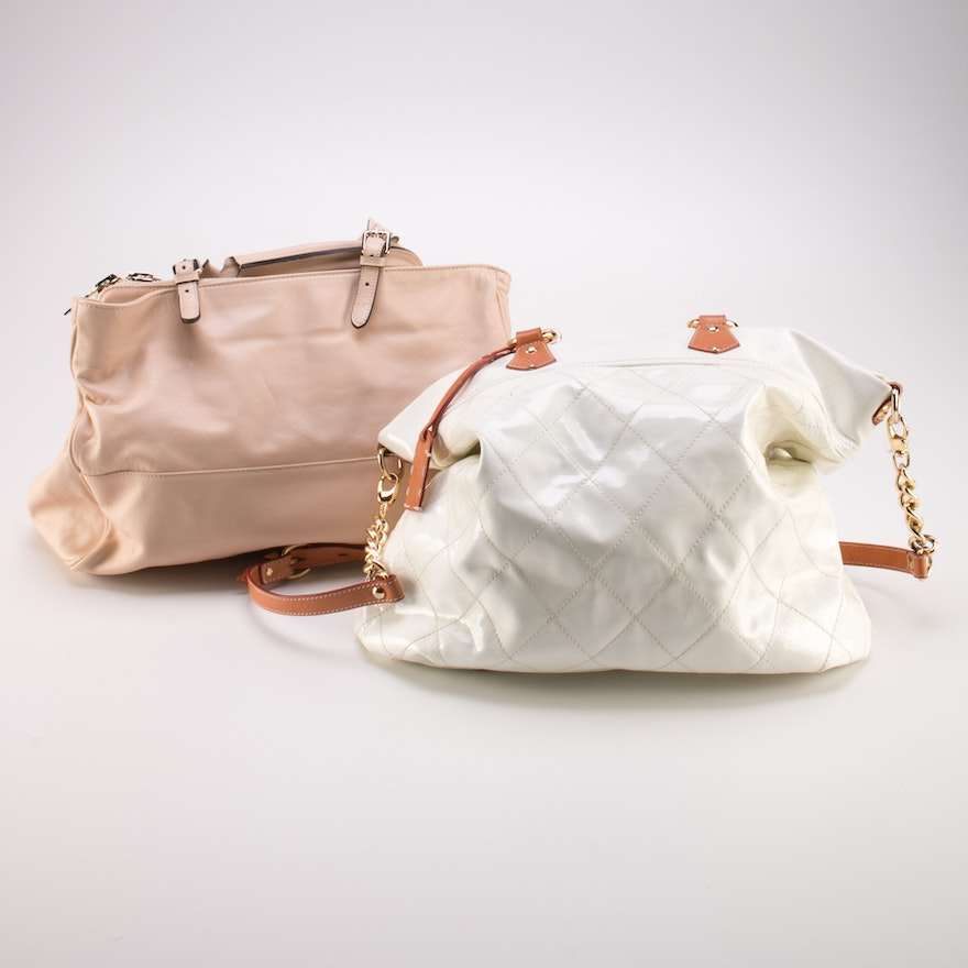 Cavalcanti And Varriale Leather Handbags