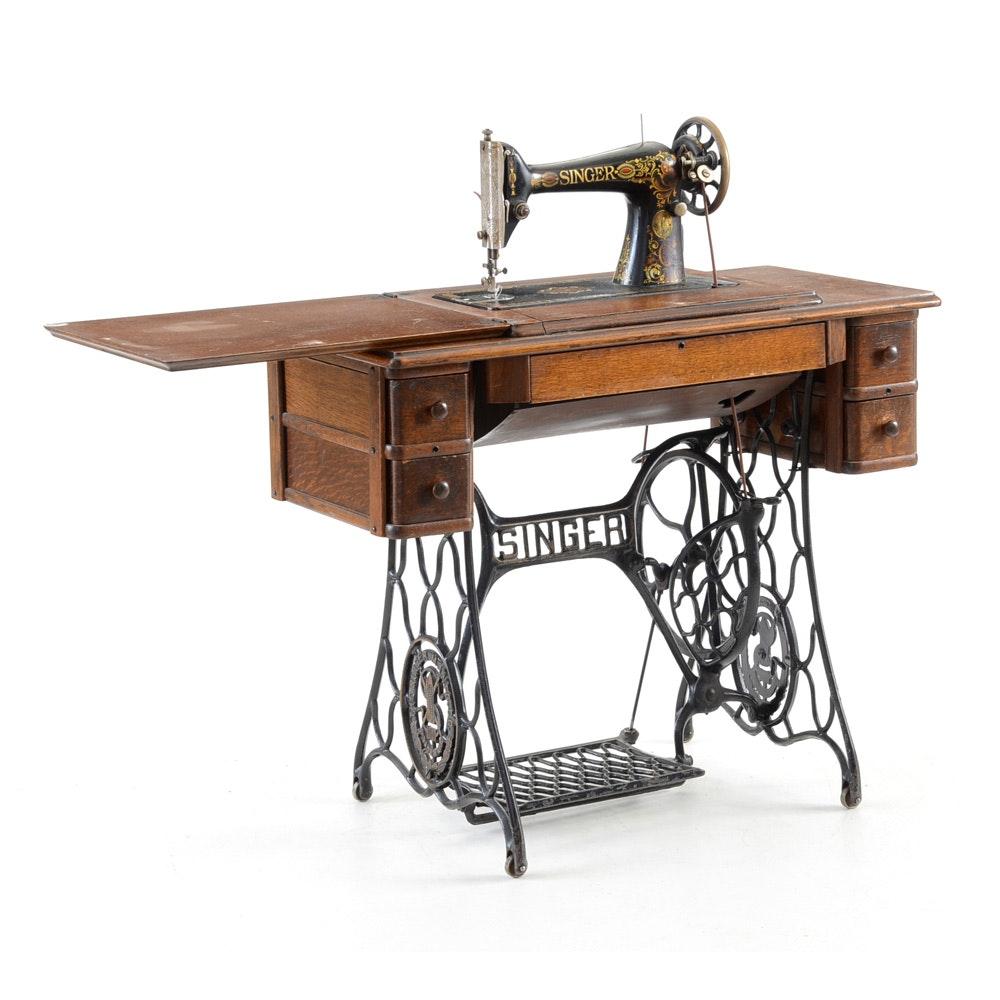 singer redeye sewing machine